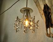 petite chandelier -