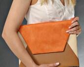 Oversize Envelope Clutch READY TO SHIP