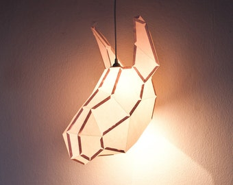 Penguin do it yourself paper lamp shade donkey large do it yourself paper lamp shade solutioingenieria Image collections