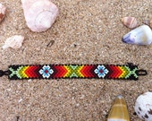 Beaded Bracelets 2 different styles