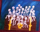 Sixteen Dead Mens Chest