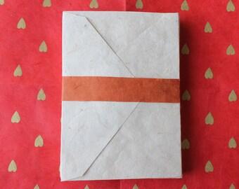 Handmade Paper Envelopes (set of 25) Lokta Paper