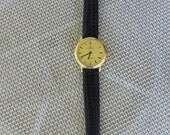 Vintage Certina Leather Watch Band