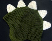 Boys Dinosaur / Dragon Winter Hat