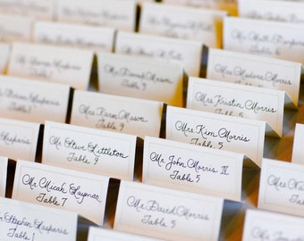 wedding place card writing 28 images wedding place cards