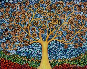 My Tree of Life Original Painting (Digital Download)