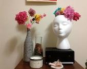 Daisy-Head Mayzie Springtime Bust - made to order