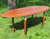 Cherry wood table