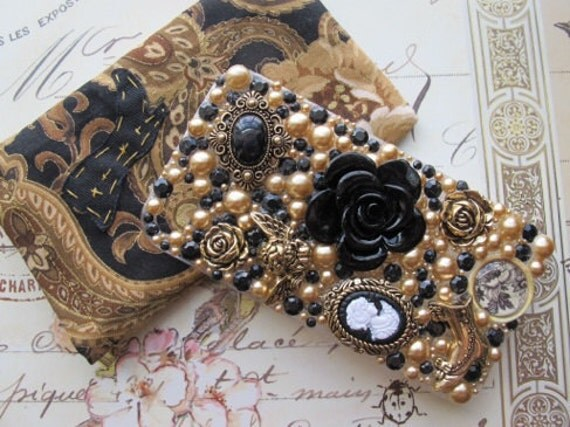 Steam couture, Vintage iPhone 4-4s case