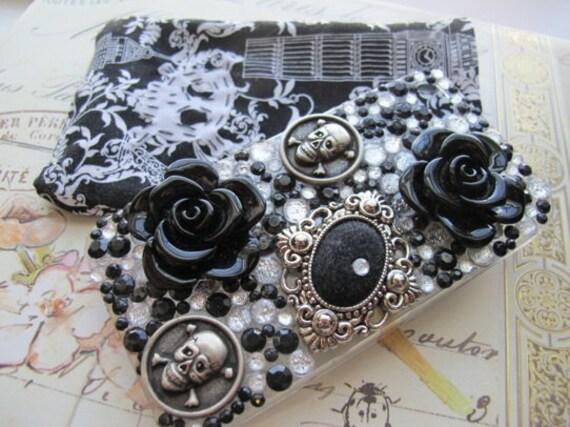 Vintage Gothic  iPhone 4-4s case