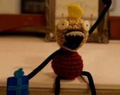 "Handmade Crochet Meme Amigurumi: ""ALL THE THINGS"" Inspired"