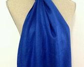 royal blue pashmina, wedding shawls, bridesmaid warp, wedding gift, pashmina, shawl, pashmina shawl