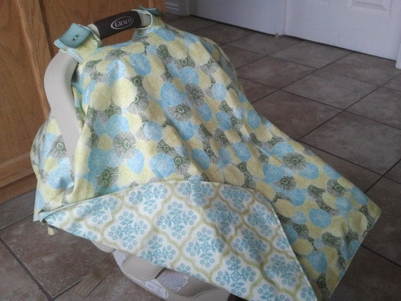 Adorable Car Seat Canopy