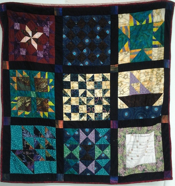 Quilt Patterns Used During The Underground Railroad : Underground Railroad Quilt Black History by MChampagneDesigns