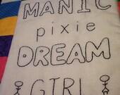 Wall Hanging - Manic Pixie Dream Girl