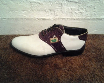 Hand Made golf shoes