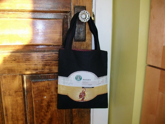 Purse, Casual Starbucks Sumatra