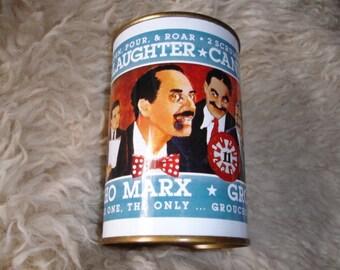 Vintage Rare Groucho Marx Tin Bank