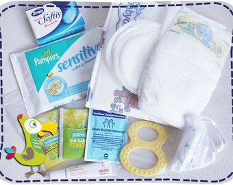 Baby Changing-Kit - contents