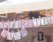 Handmade Bachelorette Party Banner