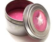 Pastel Pink Hair Dye by Nymph Adora. Wash and Wear Ready.
