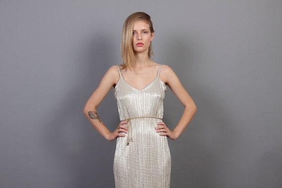 SALE Luxurious Oscar Wedding gown, Golden evening dress, prom dress
