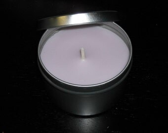 Coconut Hibiscus 8 oz soy candle