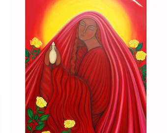 Mary Magdalene of the Roses