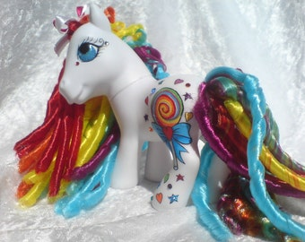 My little pony custom sweetie custom made to order