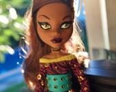 OOAK Clawdeen Monster High Doll