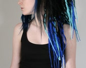 Custom made synthetic dreadlocks to your specification any colour length or style