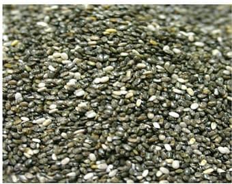 1 Lb. Chia Seeds- Salvia Hispanica