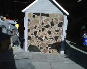 Handmade Mosaic Granite Play House