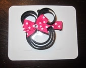 Minne Mouse Bow