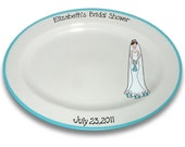 Registry Bride Shower Signature Platter