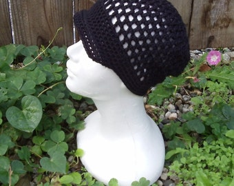 Lacy Beanie - Custom - Choose your own size and color