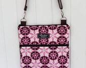 Apple iPad Case Bag Padded Sling- Amy Butler Mosaic
