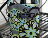 """Harvest Bloom """"Gadget Pouch Plus"""" Padded, iPhone, cellphone, iPhone 5, camera, iPod, Samsung"""