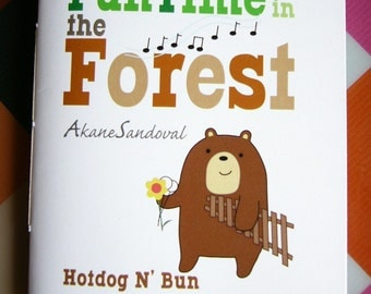 Fun Time in the Forest (Book)