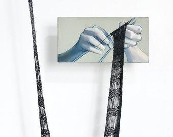 Ktog 15 . Knit Together . 2009 . Rania Hassan