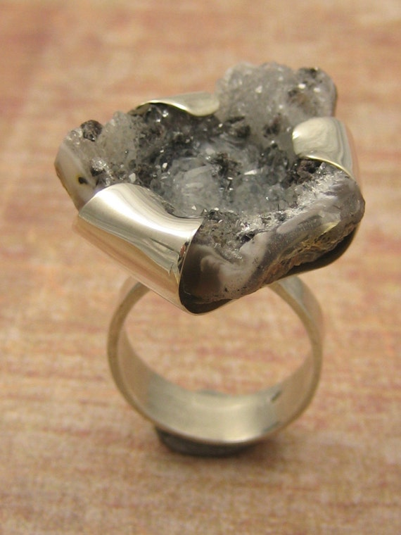 Mega watt Sparkle ring