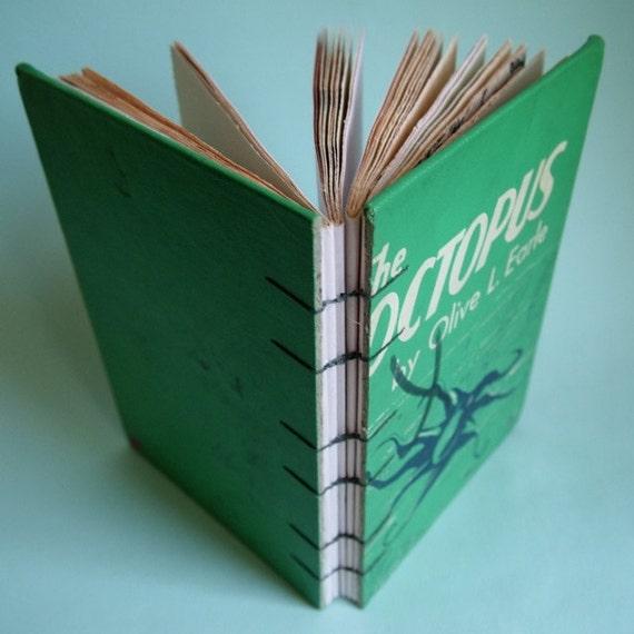 Journal Book - The Octopus