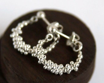 Seed Earrings - Unique, Organic, Simple, Dainty, Everyday Jewelry