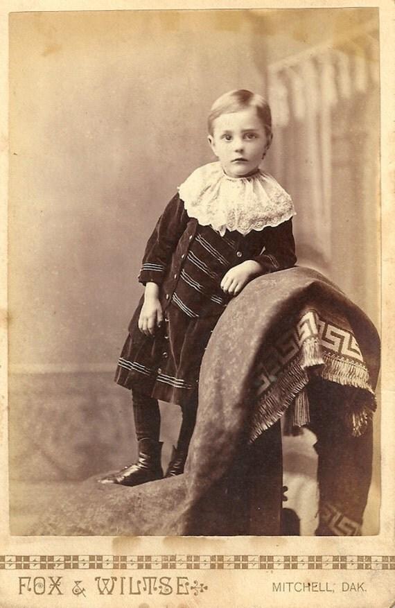 little lord fauntleroy style boy collar