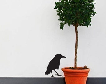 The Raven Vinyl Wall Decal