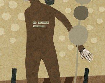 Random Poem / Affiche Poster