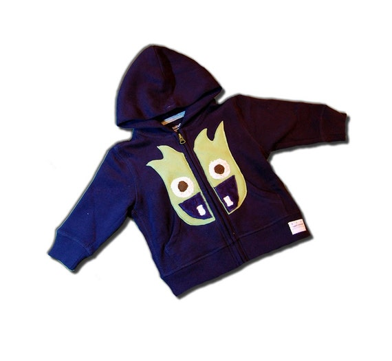Monster Hoody by joeyandaleethea.com