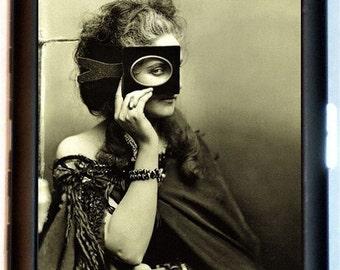 Countess de Castiglione Cigarette Case Edwardian Art Nouveau Victorian Scherzo di Follia Game of Madness Business Card Holder Wallet