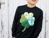 Small Threads Shamrock (long-sleeved)