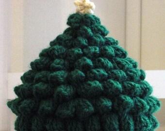 Akua's Crocheted Christmas Tree Pattern